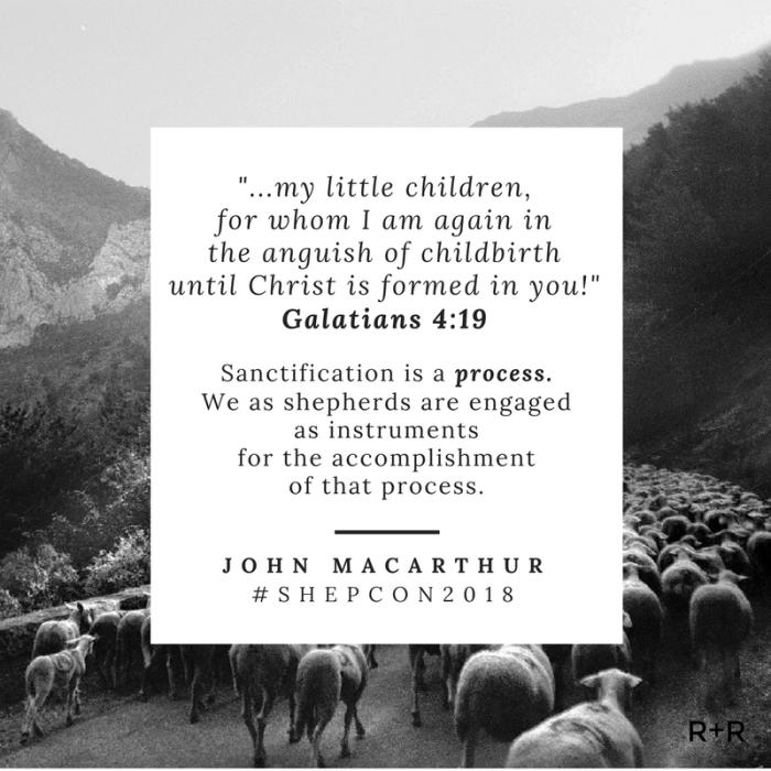 John MacArthur #ShepCon2018