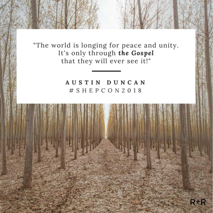 #ShepCon2018 - Austin Duncan