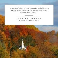 #ShepCon2018 - John MacArthur2